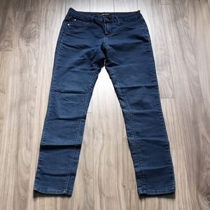 Denim - Jules + James Dark Wash Skinny Jeans